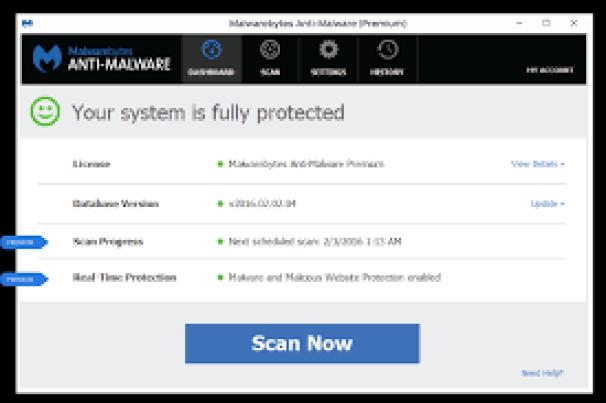 Key malwarebytes 3.0 6