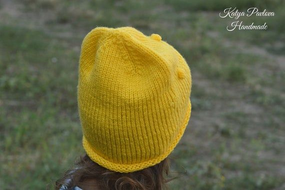 Knit girl hat Princess crown Crochet child/kids/teen girl/women beanie Fall fashion Fold up Gift Soft chemo/cancer hat Toddler children #crownscrocheted