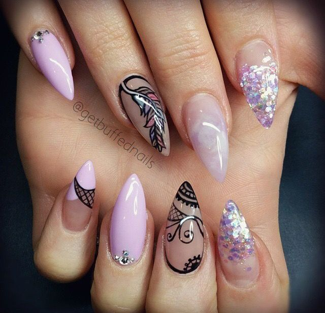 pinterest murderbeewrote nails pinterest ongles idee deco ongle et ongles en gel. Black Bedroom Furniture Sets. Home Design Ideas