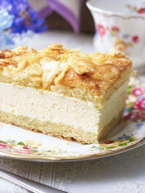 Bienenstich Schnitten Rezept Bienenstich Rezept Bienenstich Kuchen Und Kuchen Und Torten