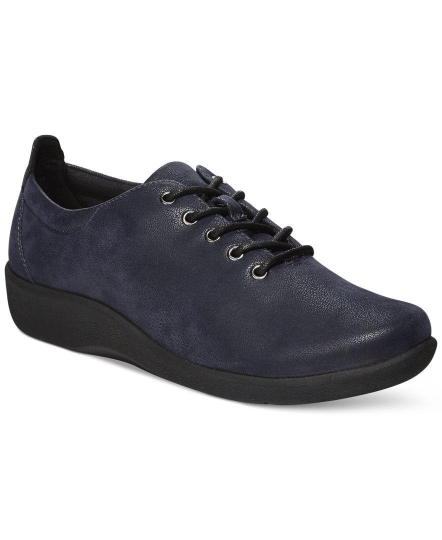 Collection Clarks Women's Sillian Sneakers Cloud Steppers Tino fqddxHr0w