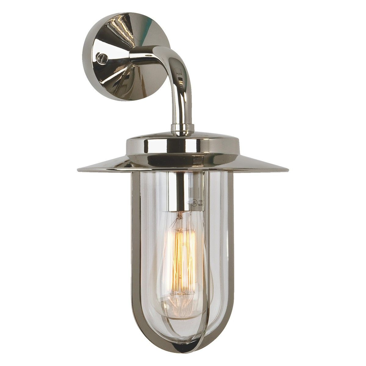 Montparnasse glass and metal outdoor wall light ip44 buy now at montparnasse glass and metal outdoor wall light ip44 buy now at habitat uk workwithnaturefo