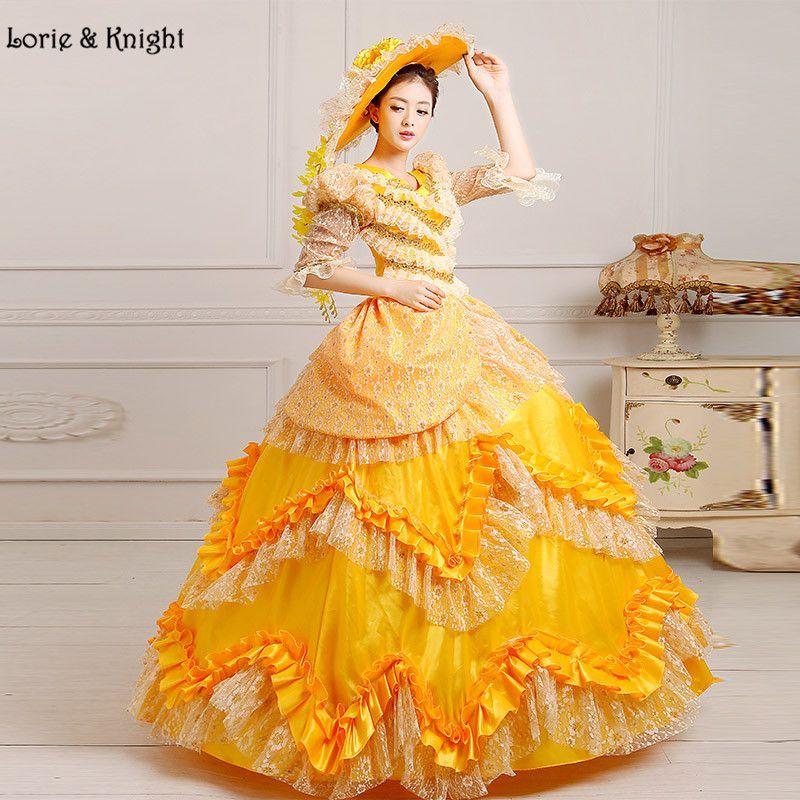 Retro Victorian Era Princess #Sissi #Inspired Costume Royal Ball ...