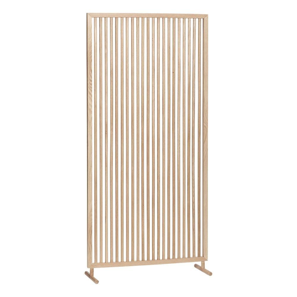 Oak screen natural dividers pinterest furniture room and design