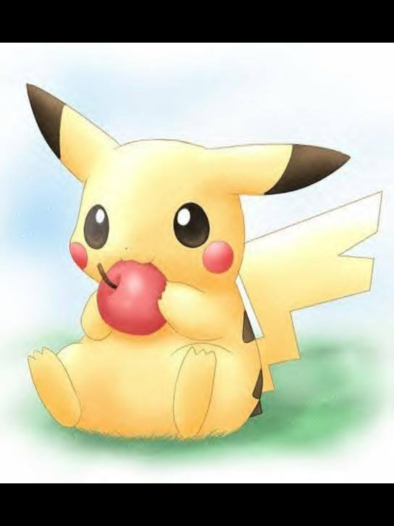 Pin by Eternality Yee on Pikachu (With images) Cute
