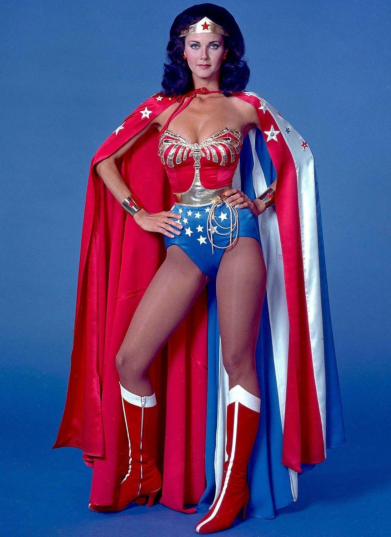 Lynda Carter Wonder Woman Lynda Carter Linda Carter
