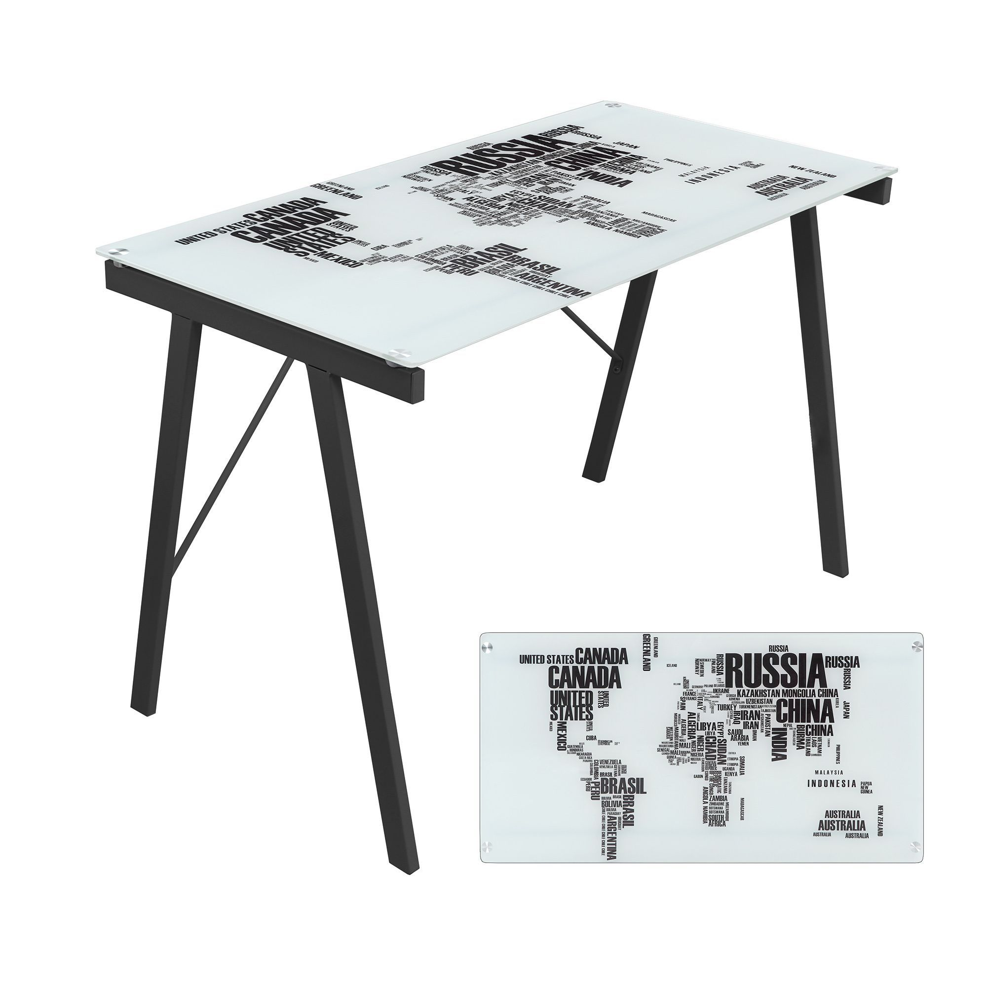 The world map drafting table is the perfect addition to any bedrooms the world map drafting table gumiabroncs Images