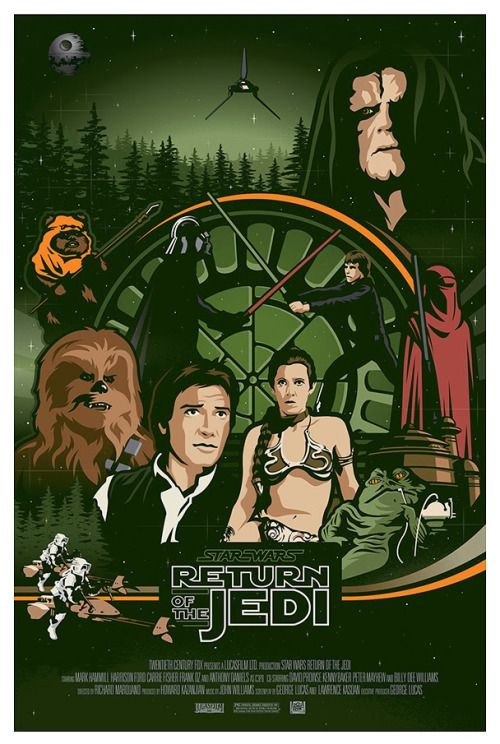 Return of the Jedi - Brad Bishop