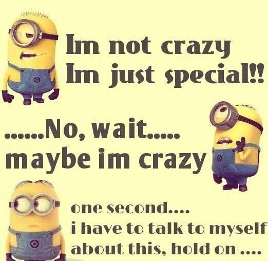 Crazy Minions: