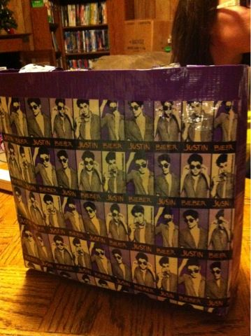 JB Duct Tape tote bag