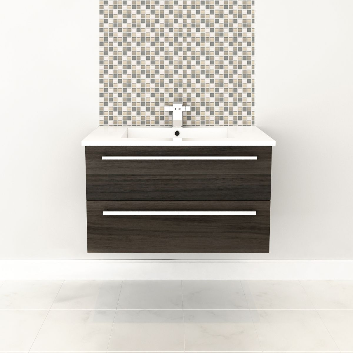 Bathroom vanity collections - Shop Cutler Kitchen Bath Cutler Kitchen Bath Silhouette Collection Wall Hung Vanity With Top At Lowe S Canada Find Our Selection Of Bathroom Vanities