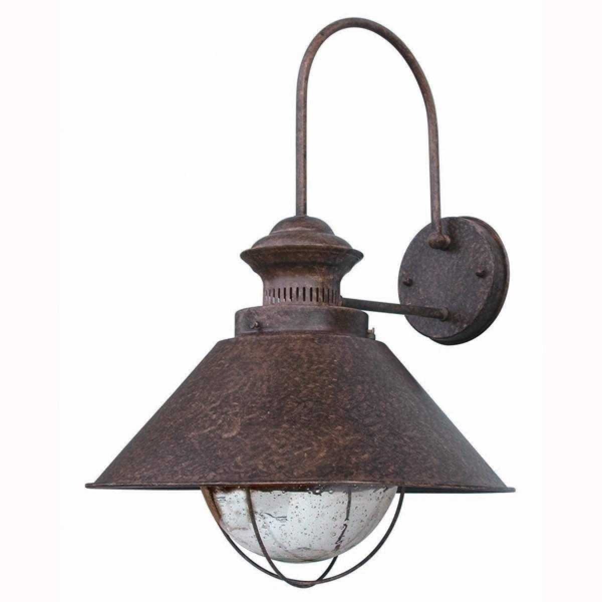 LED Außen Lampe Design Strahler schwarz geschwungen Garten kupfer Solar Leuchte