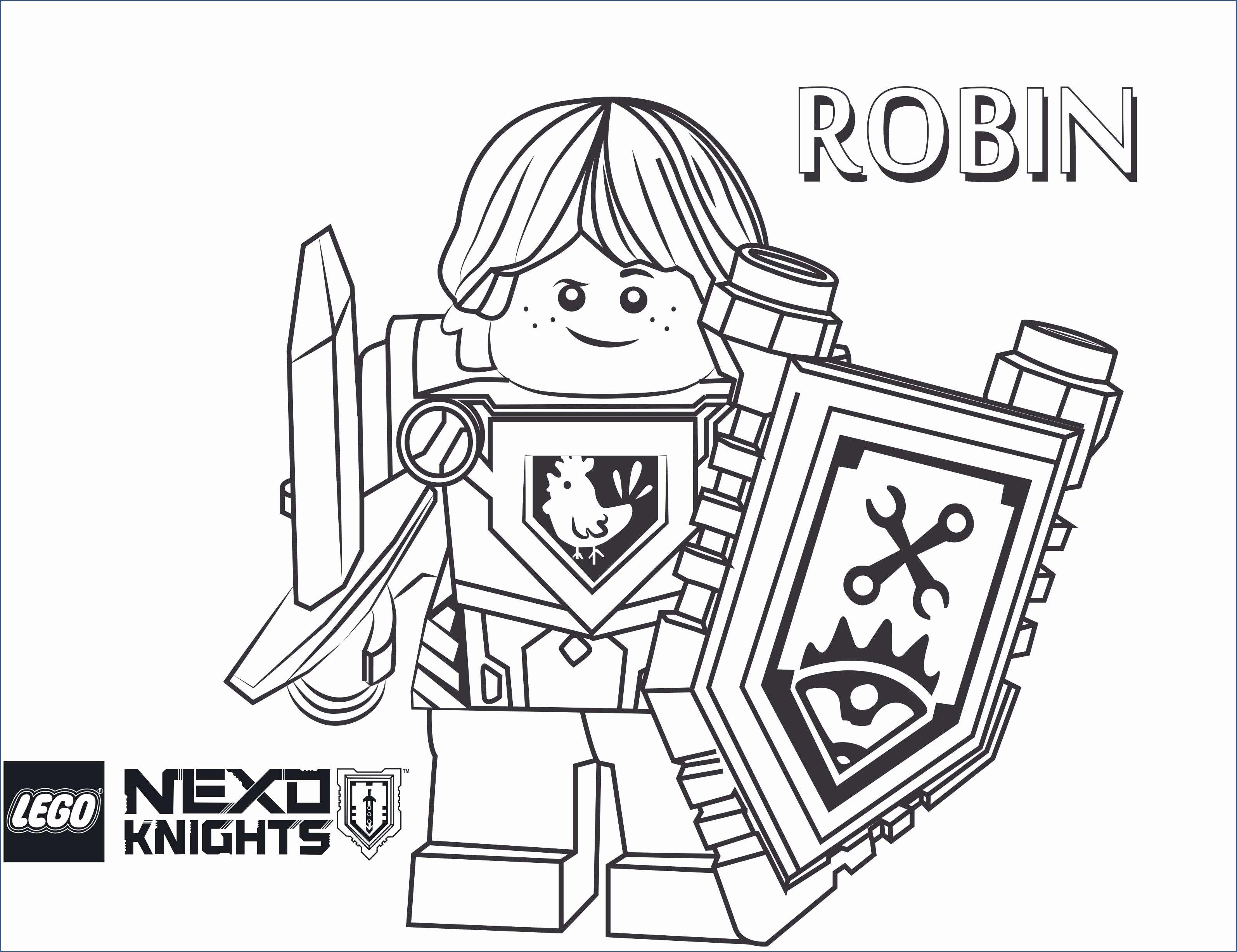 nexo knights steinmonster ausmalbilder  aiquruguay