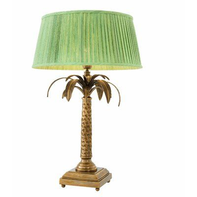 Eichholtz Palm Tree 31 Table Lamp In 2020 Table Lamp Tropical
