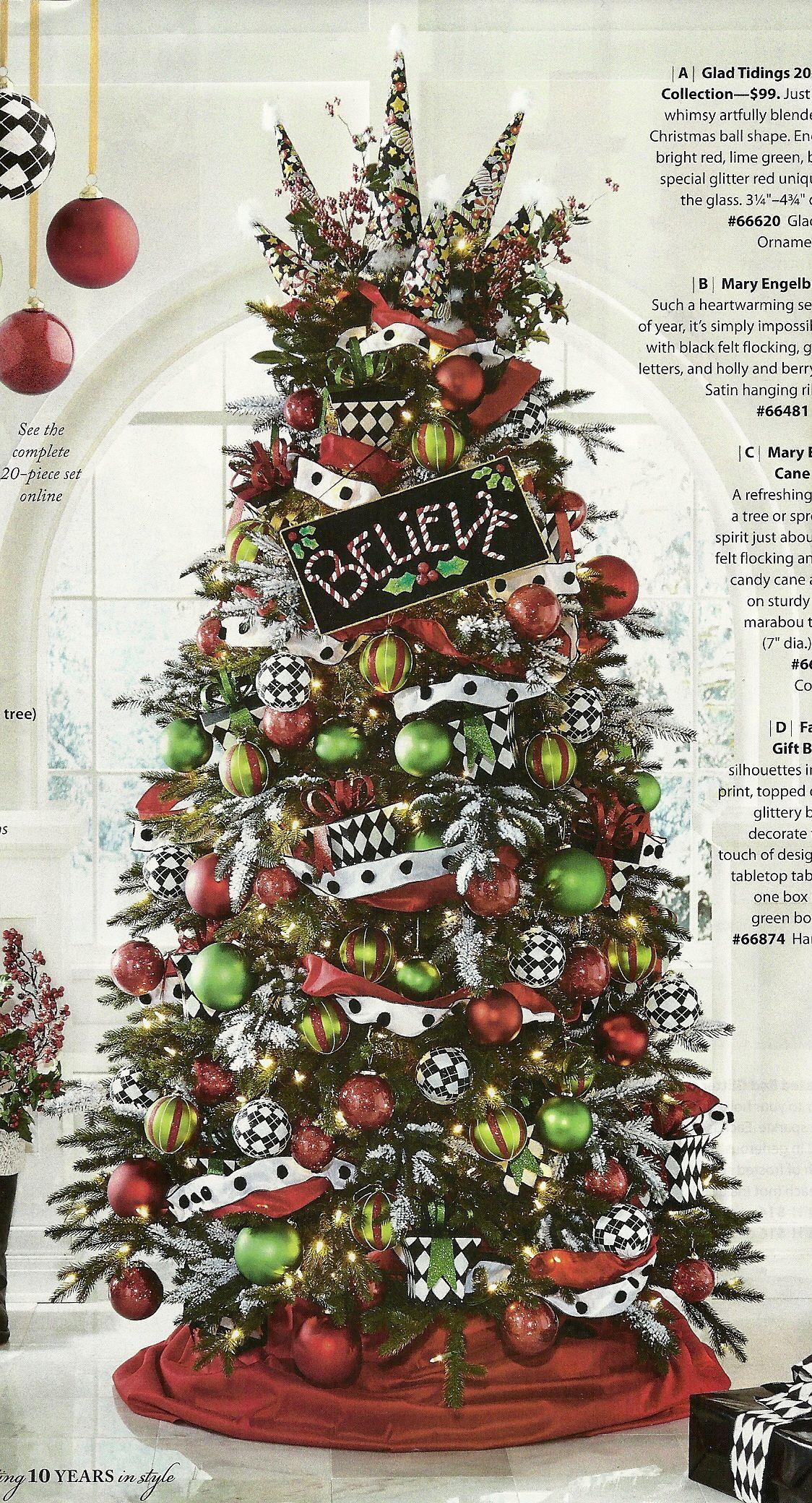 Black Christmas Christmas Tree Themes White Christmas Tree