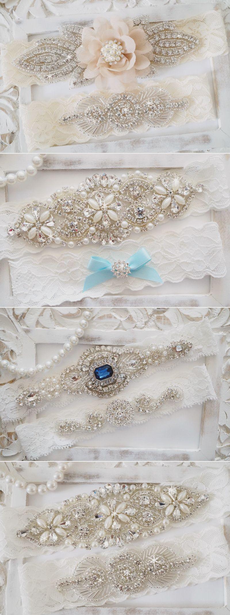 37 utterly romantic wedding garters you'll love | wedding garter