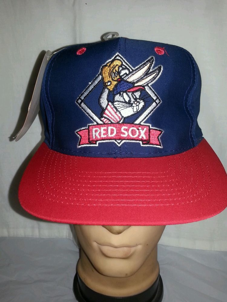 dd60daebcfd Vintage Boston red sox snapback hat cap  BostonRedSox