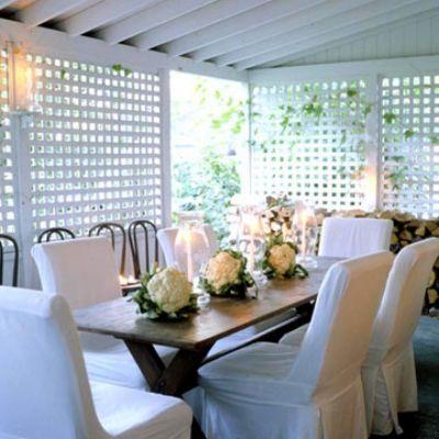 Terrassen » 10 schöne Ideen für Einrichtung der Gartenterrasse im ...