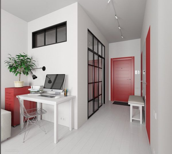 Best 3 Small Apartments That Rock Uncommon Color Schemes With 400 x 300