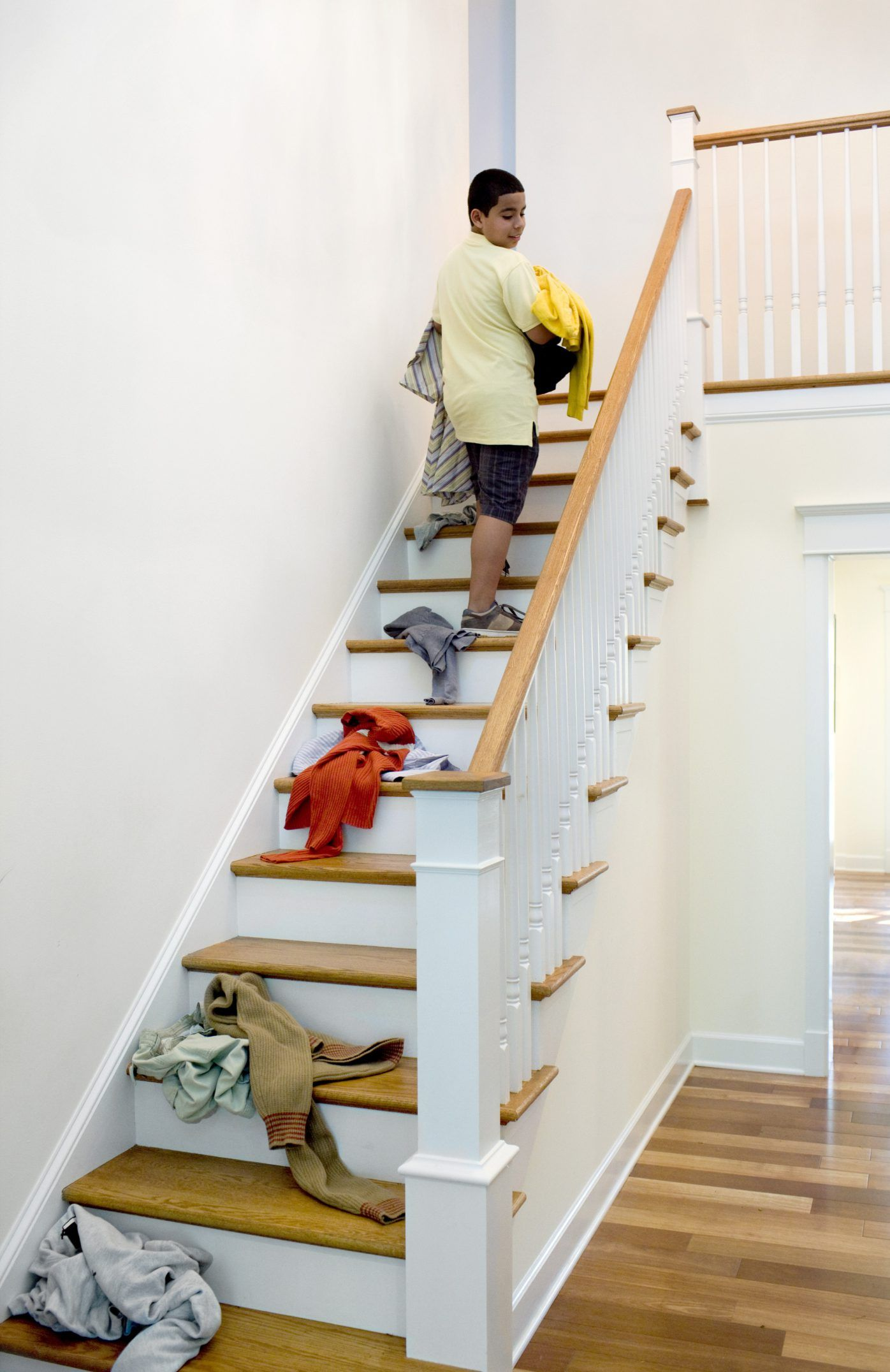 How To Remove Paint From A Wood Banister In 2019 Kristen S