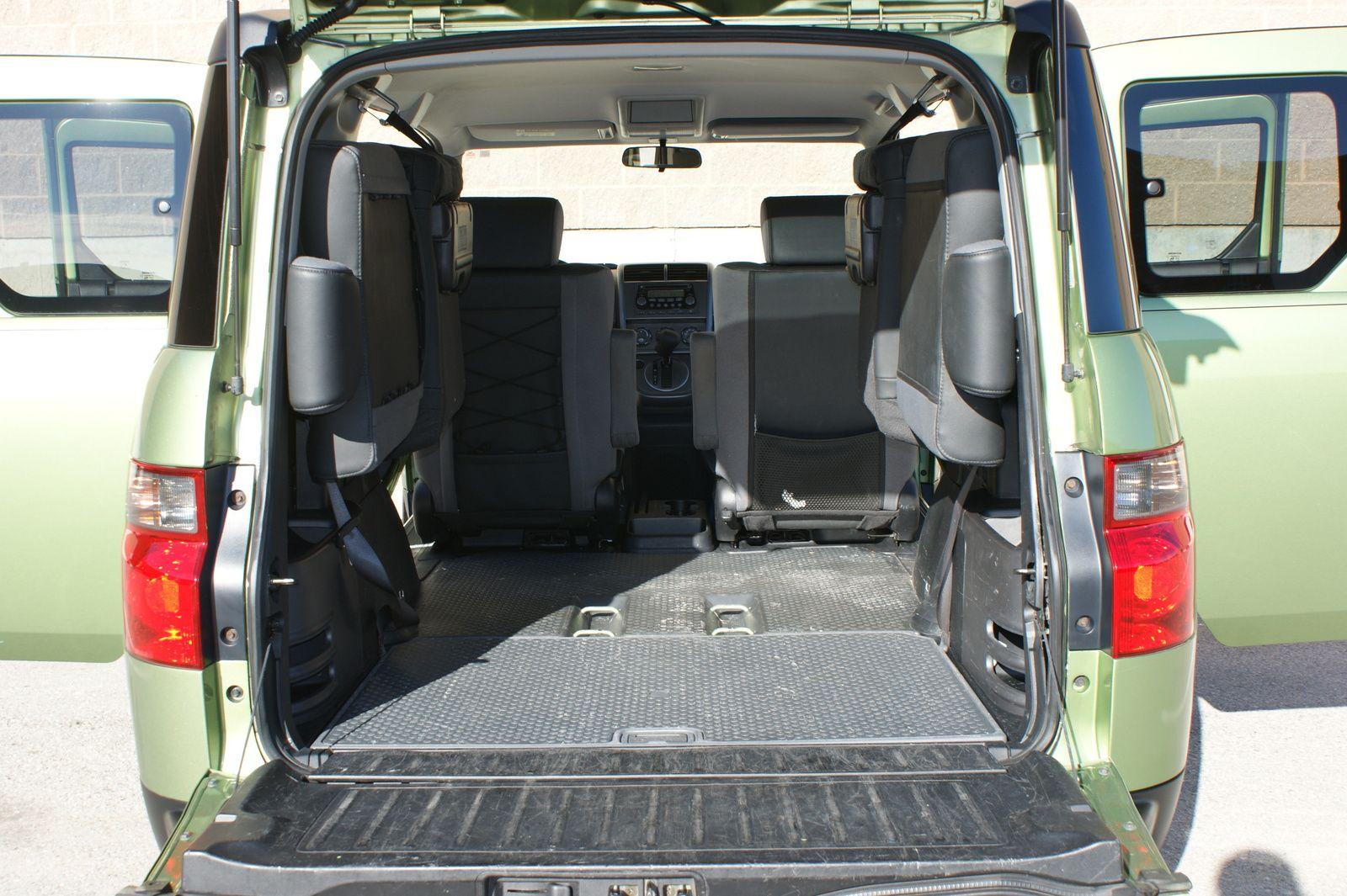 2008 Honda Element Ex Interior Picture Of 2006 Honda Element Ex