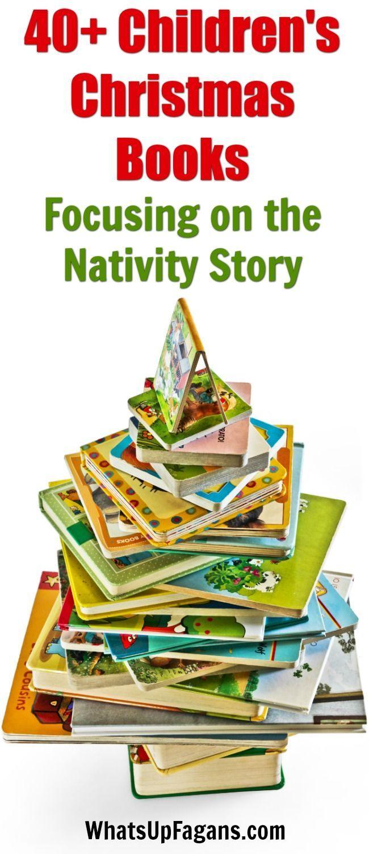 25 Days of Christmas: 40+ Best Children\'s Nativity Books | Christmas ...