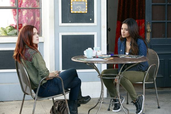 Tune in to all new episodes of Pretty Little Liars Tuesdays at 8/7c, only on ABC Family!