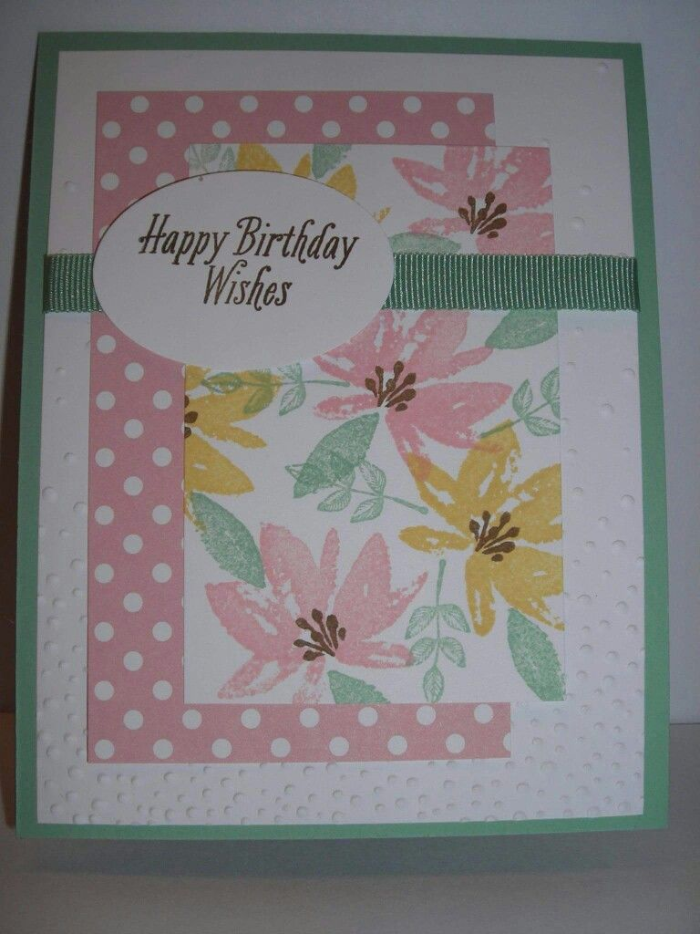 Love The Card Layout Simple Cards Cards Handmade Card Craft