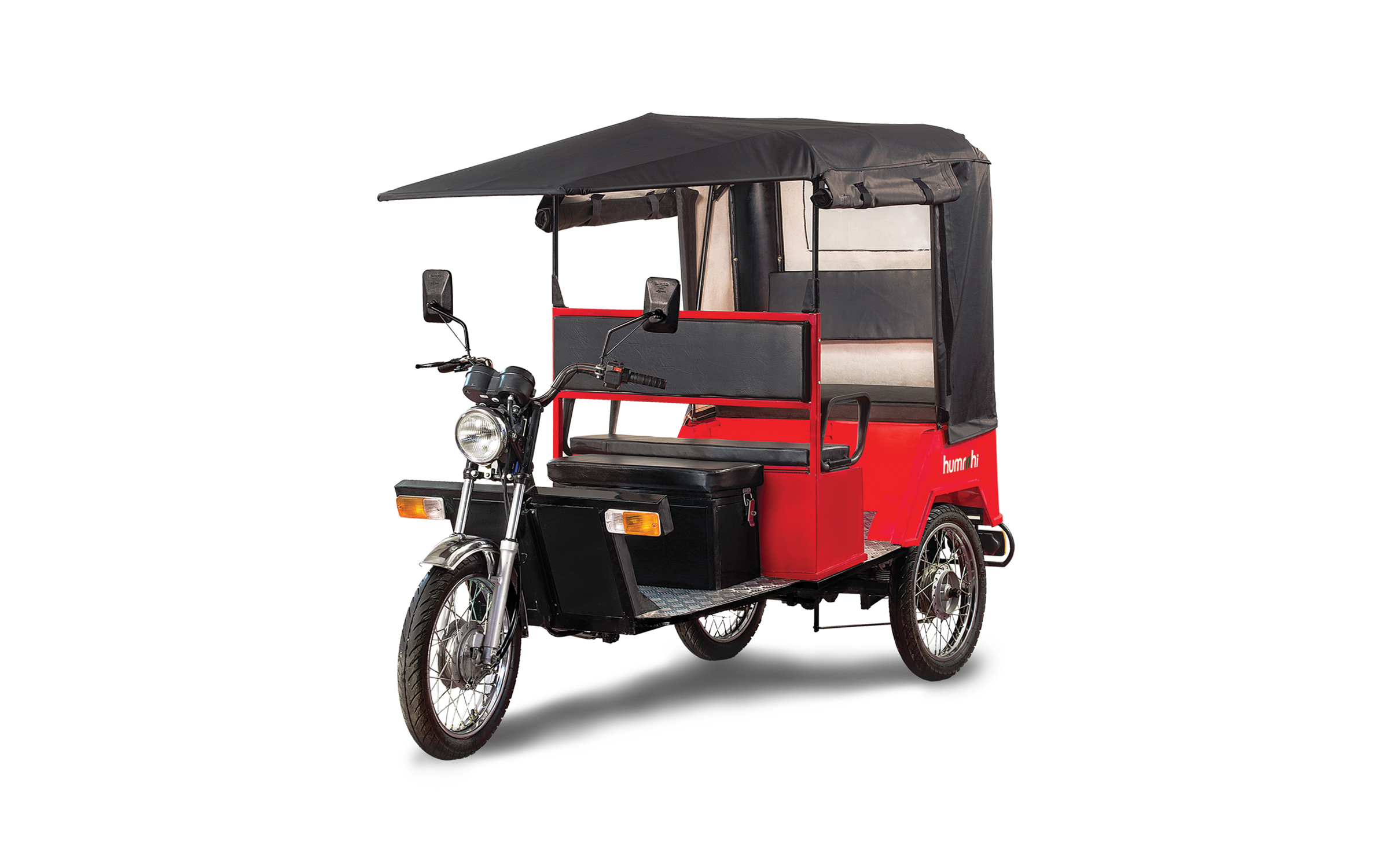 Electric Rickshaw Lohia Auto is one of the largest