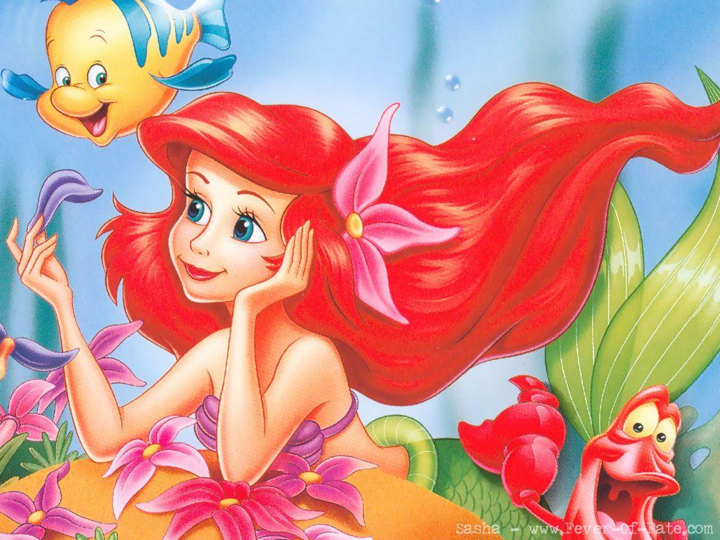 Dibujoarielparaimprimir4 Jpg 1024 768 Walt Disney Characters The Little Mermaid Disney Princess Wallpaper