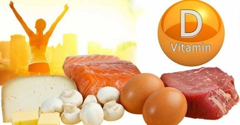D Vitamini Iceren Besinler Nelerdir