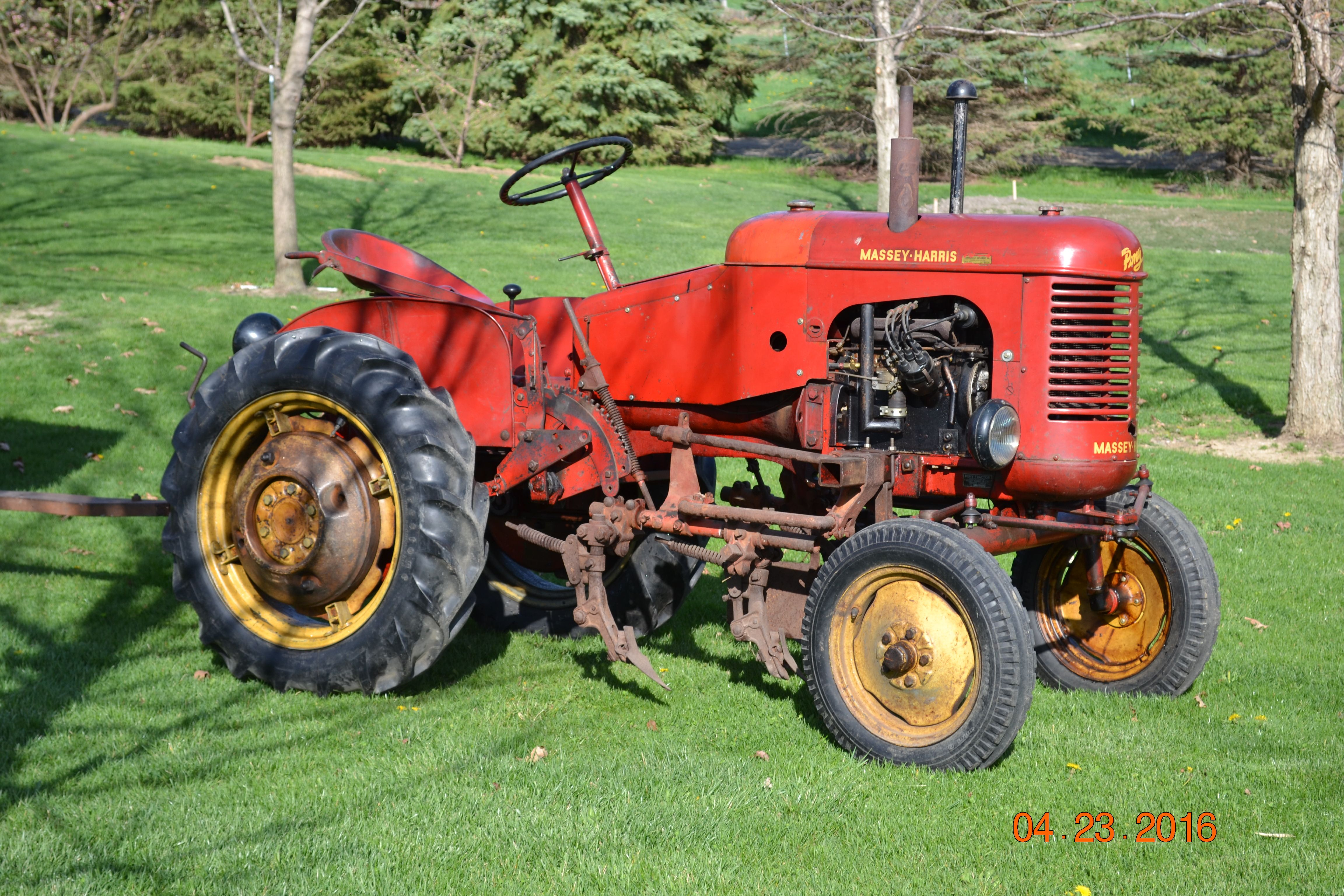 wiring for a massey harris tractor massey harris pony all original this tractor is the most complete  massey harris pony all original this