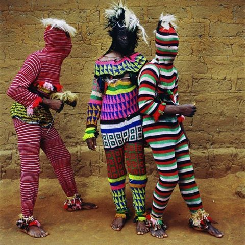 Photography by PHYLLIS GALEMBO. Phyllis Galembo combines art and anthropology in her celebration of masquerading rituals in Africa