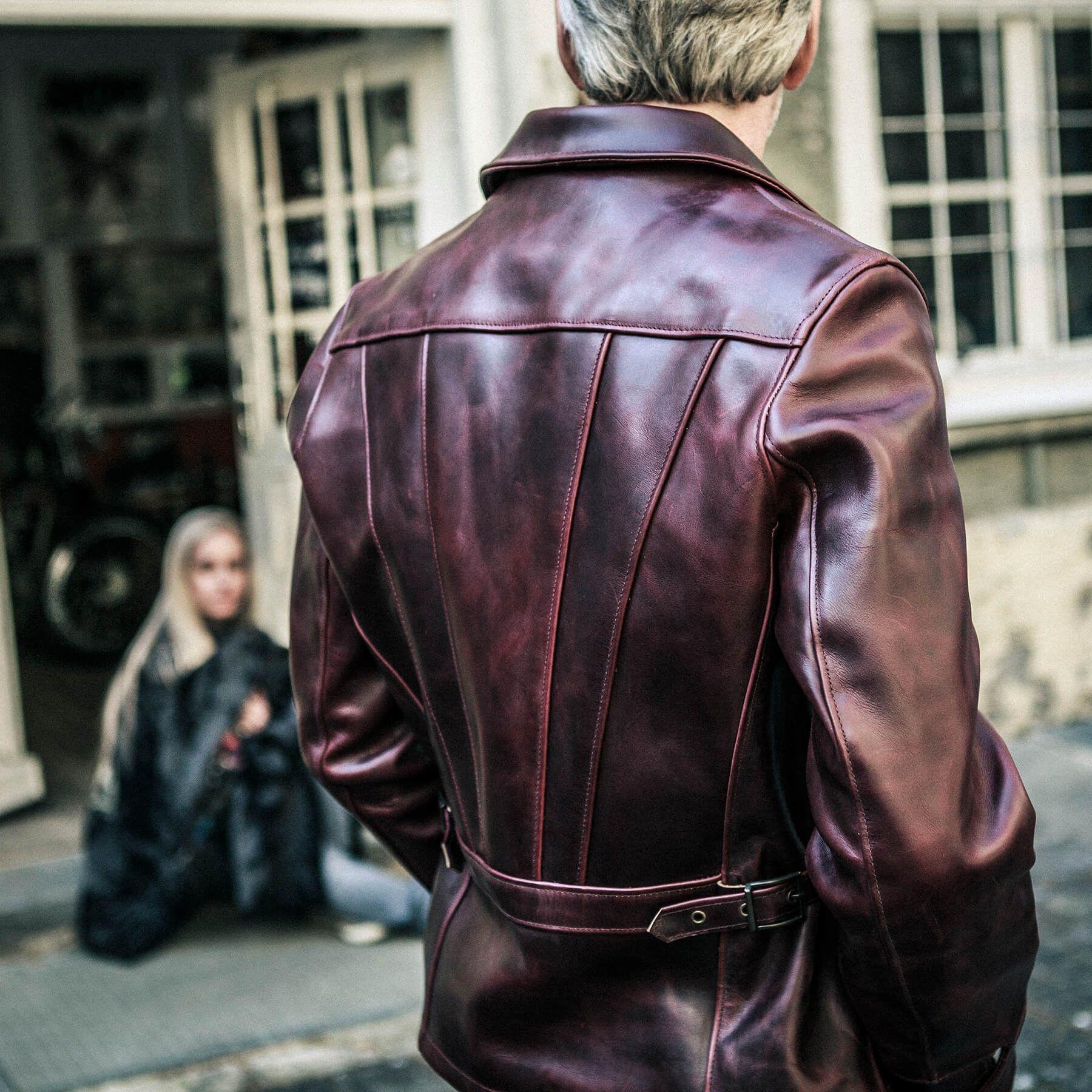Moto jacket | Lederjacke, Jacken und Leder
