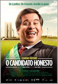 O Candidato Honesto Filmes Brasileiros Cartazes De Filmes