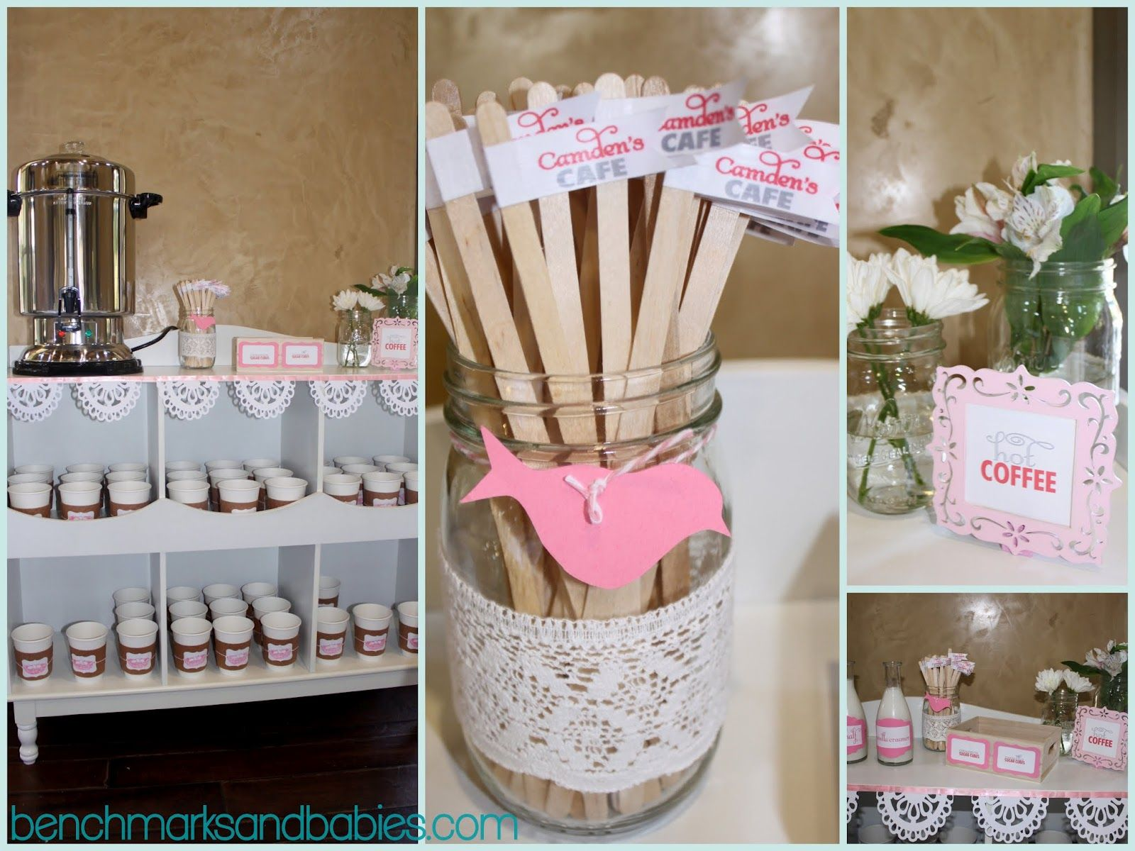 pink and gray baby shower google search baby pinterest gray