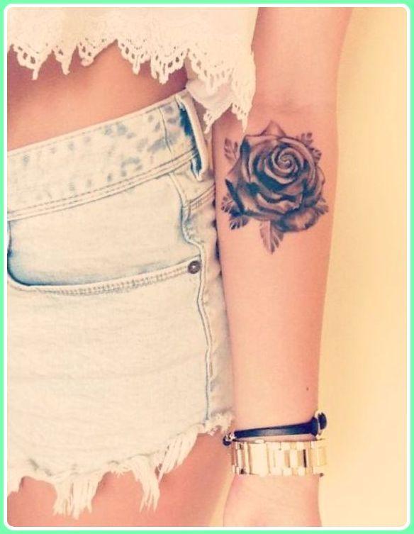 Flower Tattoo 2016