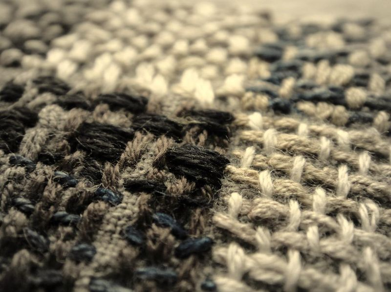 Spirit Cloth  Jude Hill...stitching a story