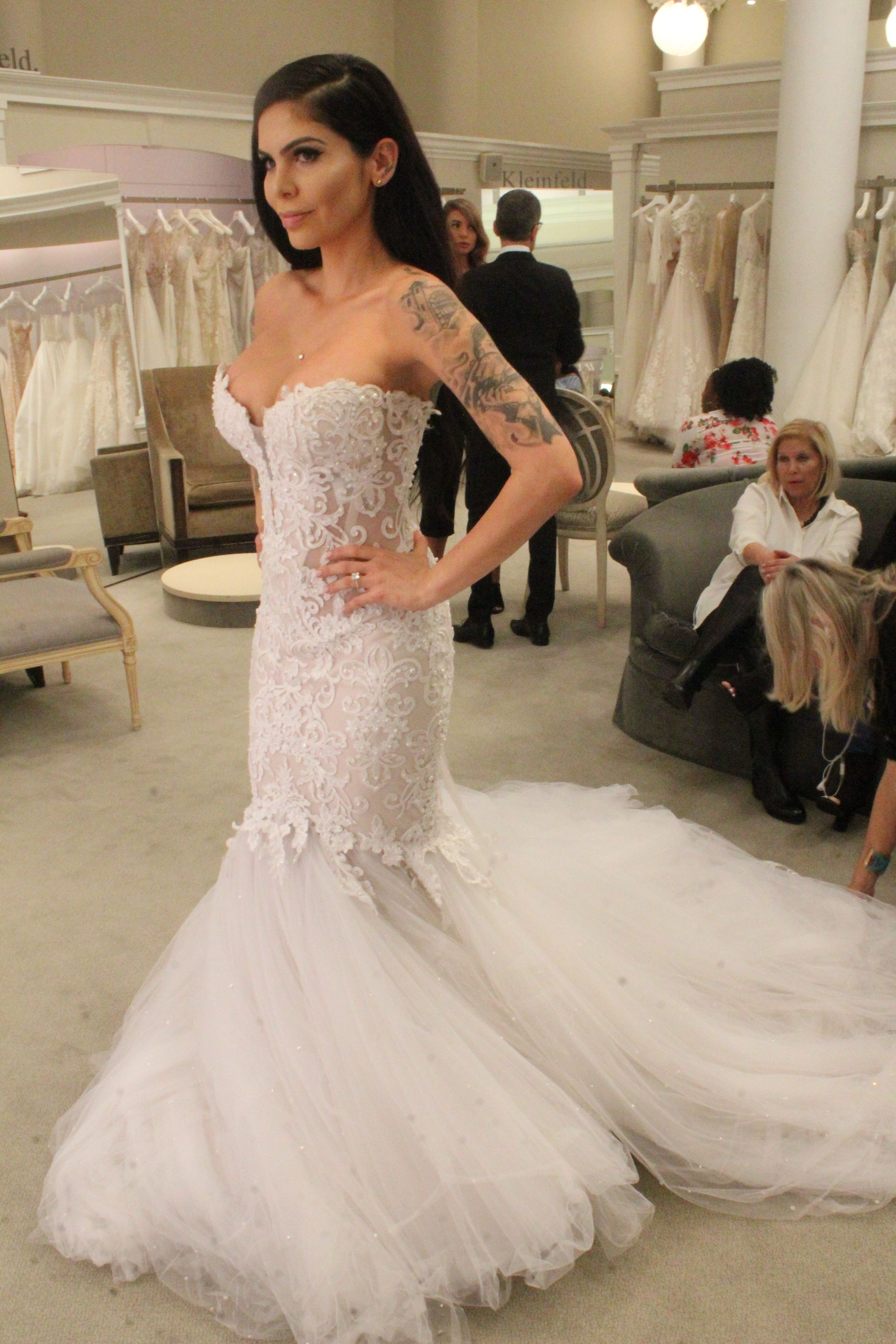 Camila Figueras, Pnina Tornai $14,700/ Style #4532 | SAY YES TO THE ...