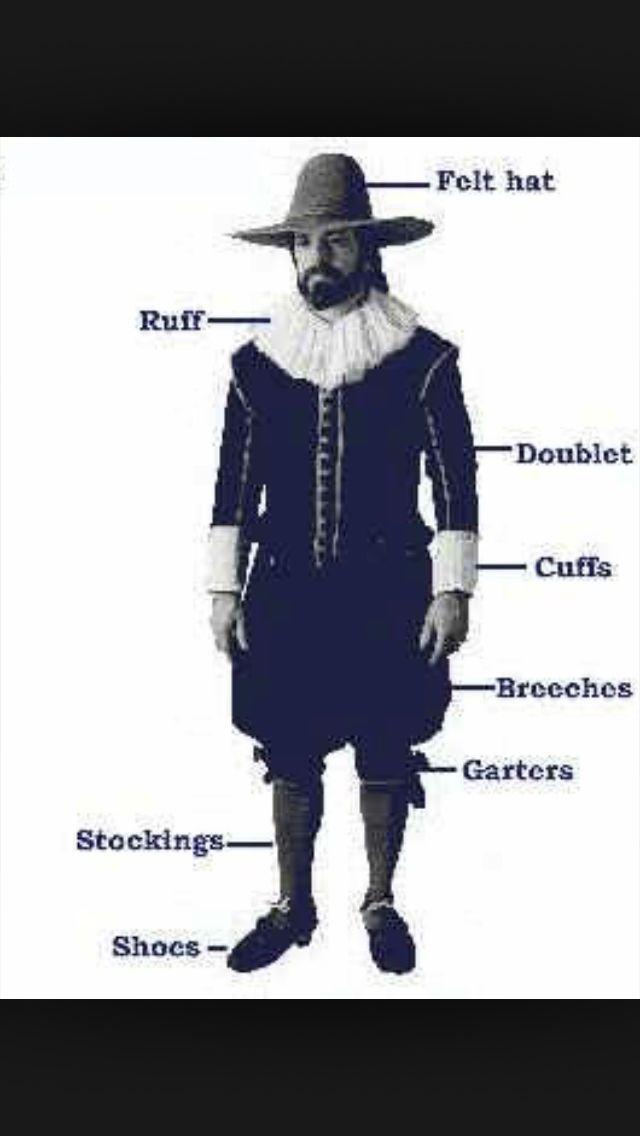 4f4eef5e5fc Puritan man clothing