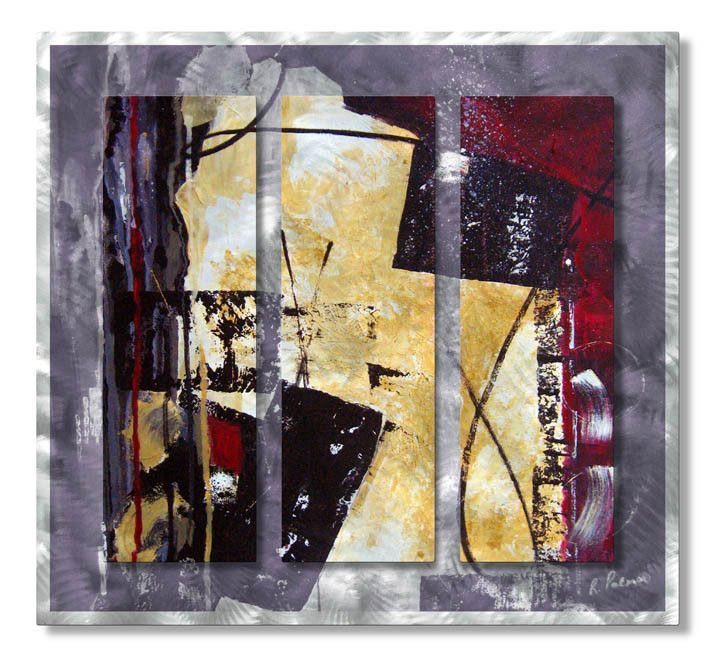 Divine Disruption Abstract Metal Wall Hanging | Products | Pinterest ...