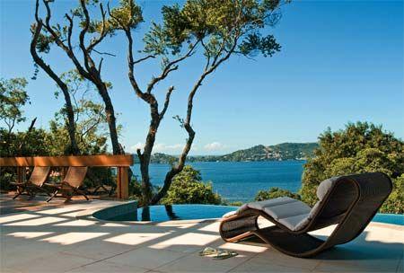 Casa da Lagoa Conceição, Florianópolis - Brasil (Nelson Teixeira)