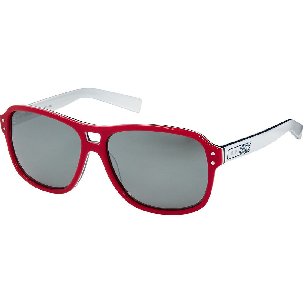 nike sunglasses mens red