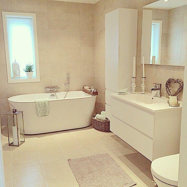 Bathroom #interior #interiør #interior123 #dagensinteriør #decor #nordicinspiration #millivilla #home #homedecor #homestyle @shabbyyhomes