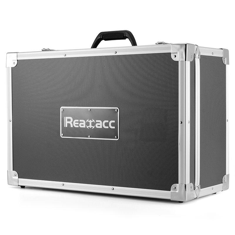 1333ffb27 Realacc Maleta de aluminio maleta para caja DJI Phantom 4/ DJI Phantom 4 Pro