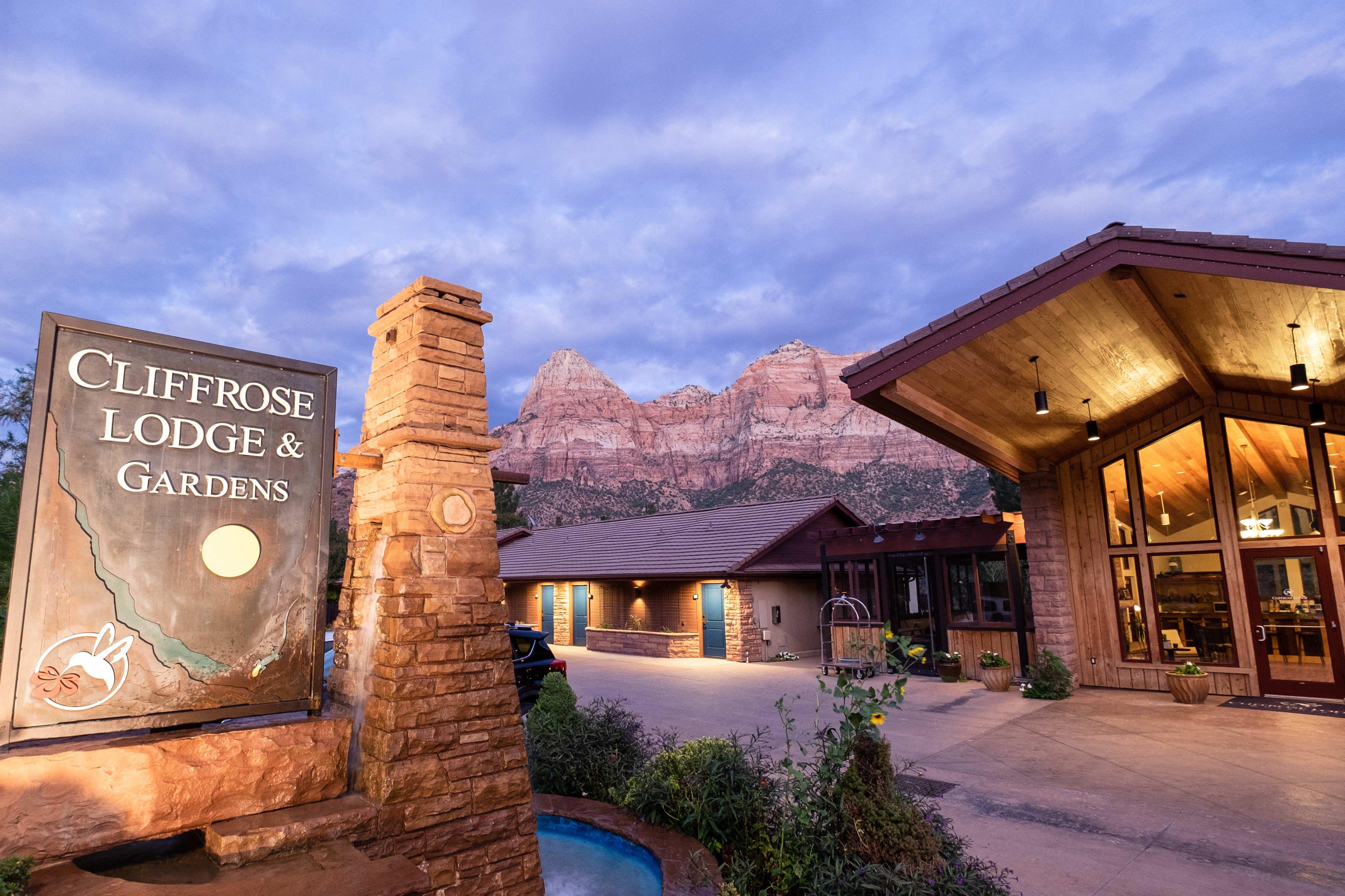 6a73ab55dac3475096b3c0bc23300ec1 - Cliffrose Lodge & Gardens At Zion Natl Park