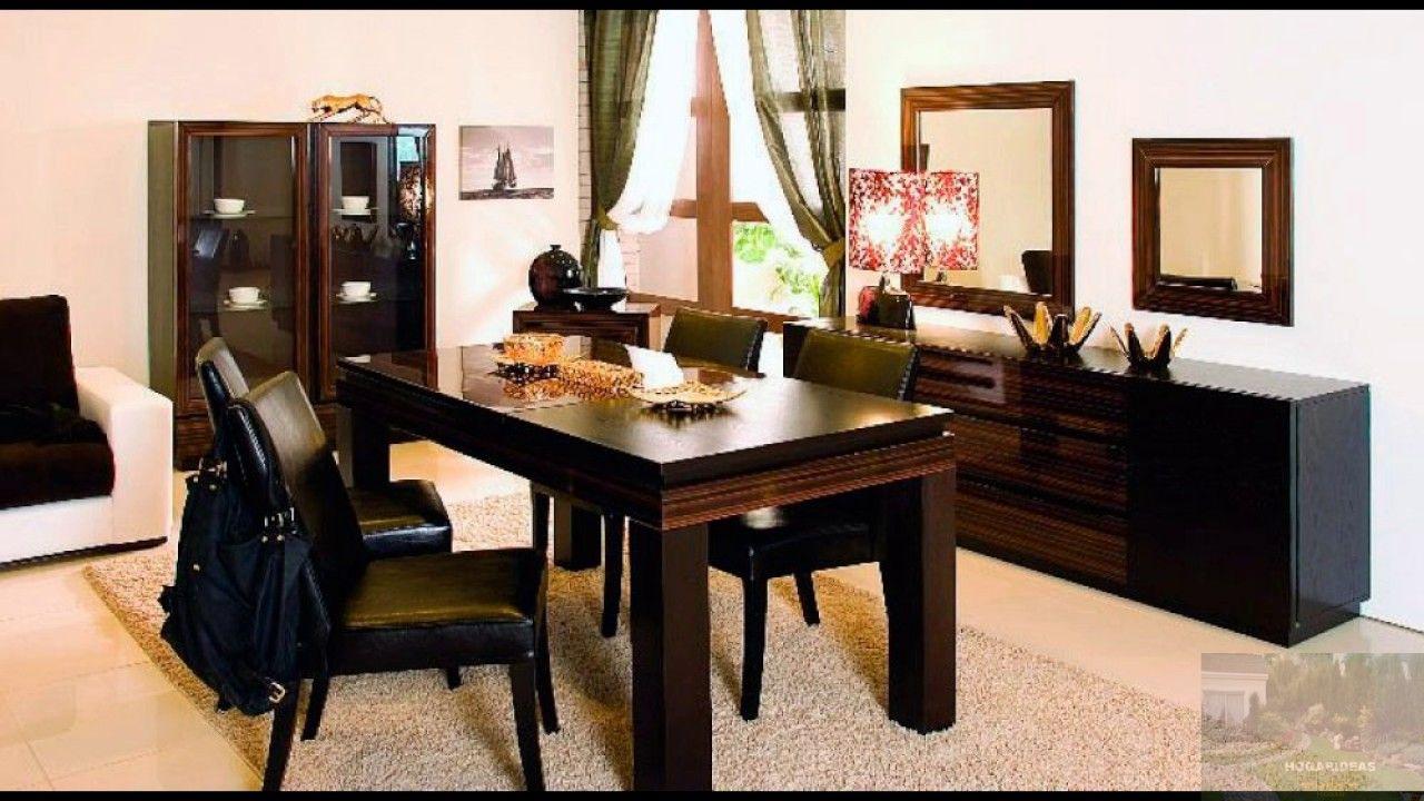 Ideas y trucos para tu hogar mobiliario comedores for Mobiliario para hogar