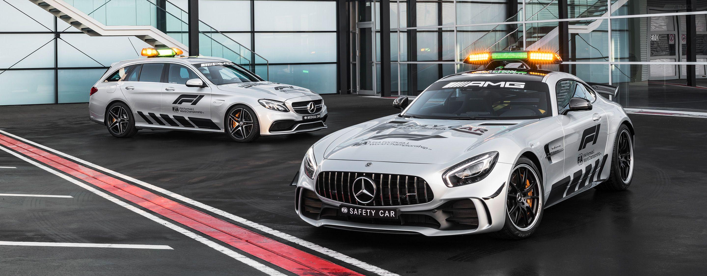 2018 Mercedes Amg Gt R Formula 1 Safety Car Is Most Powerful Ever Trackworthy Mercedes Amg Gt R Mercedes Amg Car Safety