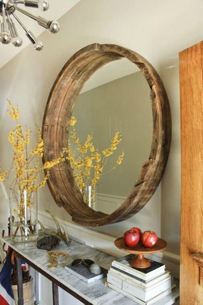 How Interesting Mirrors Can Take Your Home To Another Level