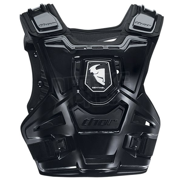 Thor Sentinel Body Armour - Black